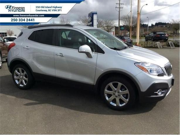 2016 Buick Encore Leather AWD Navigation, Sunroof, Rearview Camera