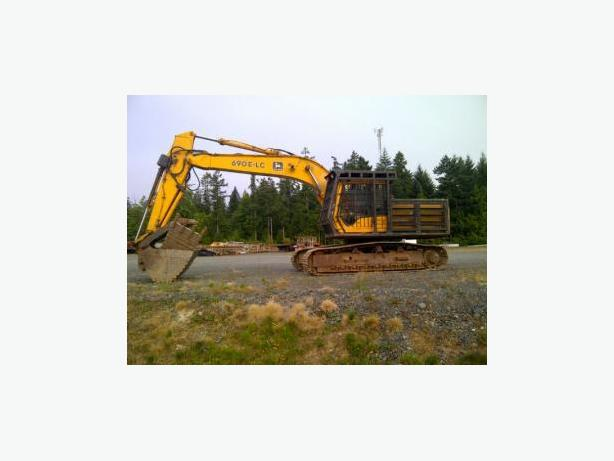 John Deere 690E Excavator Parts