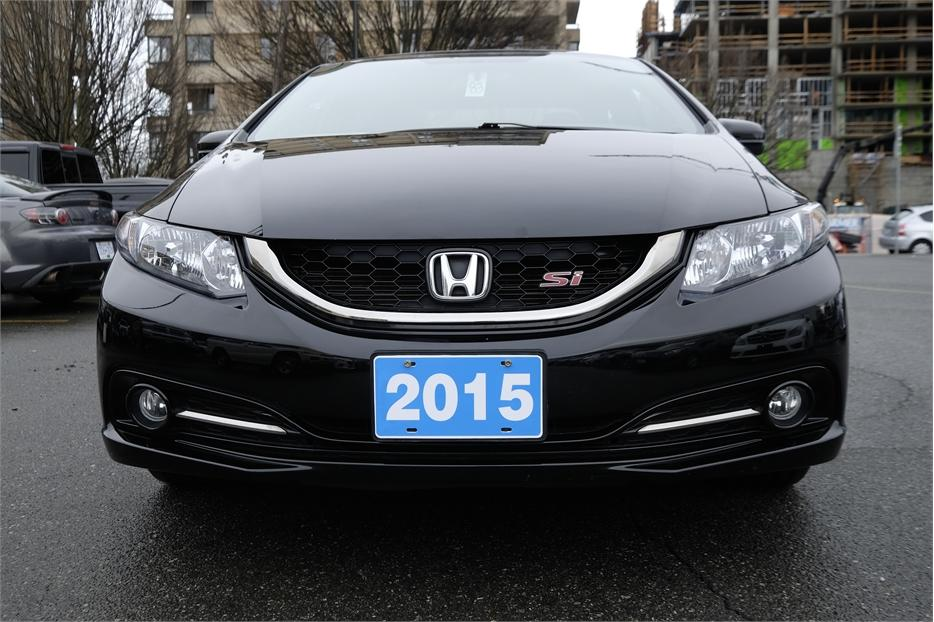 Honda Dealers Houston U003eu003e 2015 Honda Civic Sedan SI Victoria City, Victoria    MOBILE