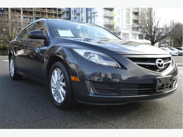 2013 Mazda M6 GS-I4 5AT BASE