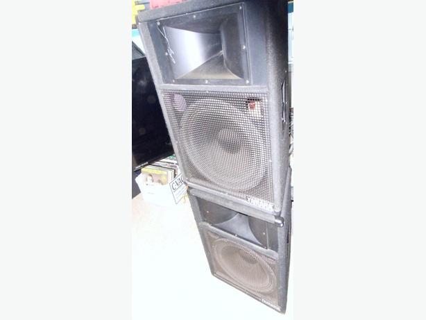Yamaha Club Series III Speakers
