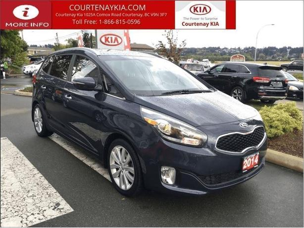 2014 Kia Rondo SE 7-Seater** Spring clear-out event**