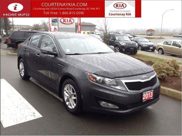 2013 Kia Optima LX** Spring clear-out event**