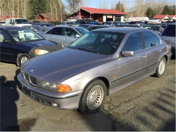 1998 BMW 540iA 540iA