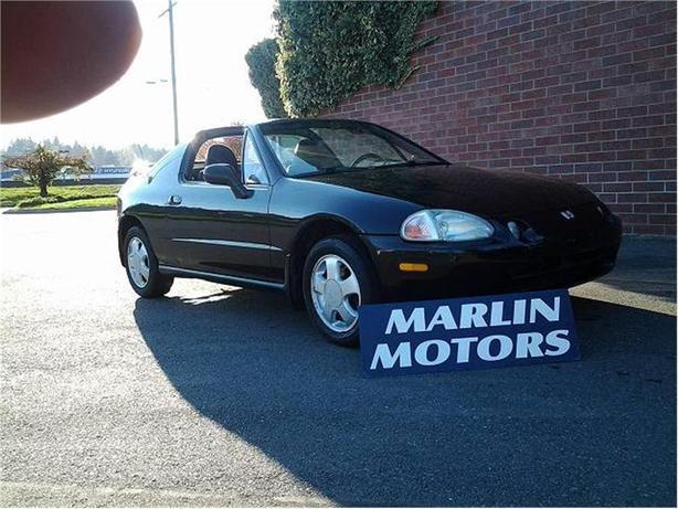 1993 Honda Del Sol Si