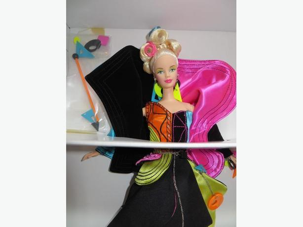 Rendezvous Barbie Collectible Doll