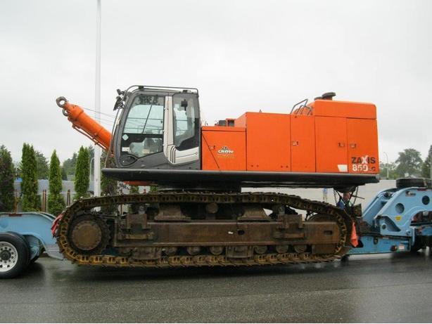 Hitachi ZX850 LC-3 Excavator Parts