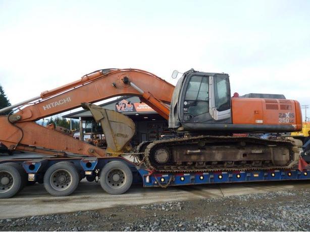 Hitachi ZX350 LC-3 Excavator Parts