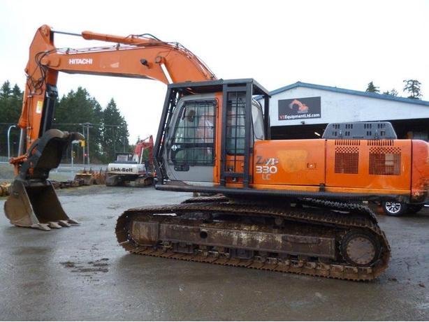 Hitachi ZX330 LC Excavator Parts