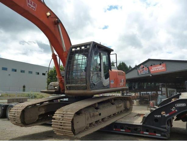 Hitachi ZX270 LC-3 Excavator Parts