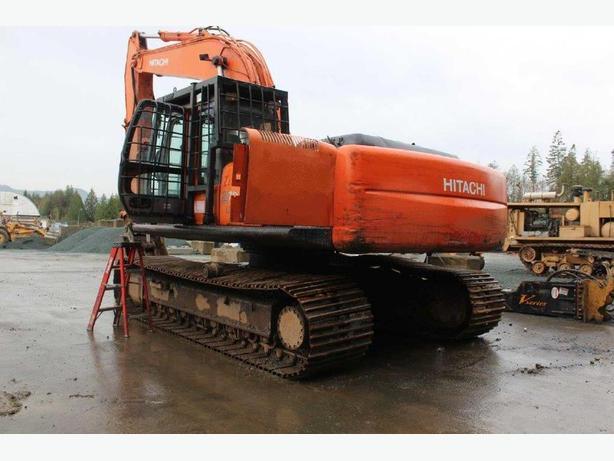 Hitachi ZX270 LC Excavator Parts