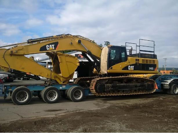 Cat 345 CL Excavator Parts