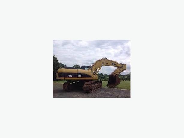 Cat 330D Excavator Parts