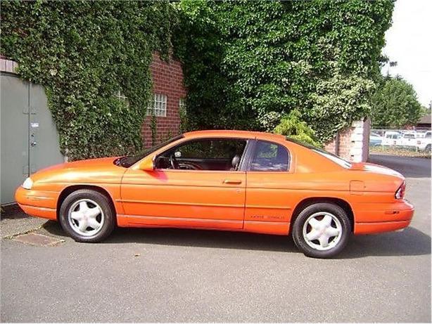 1995 Chevrolet Monte Carlo Z34