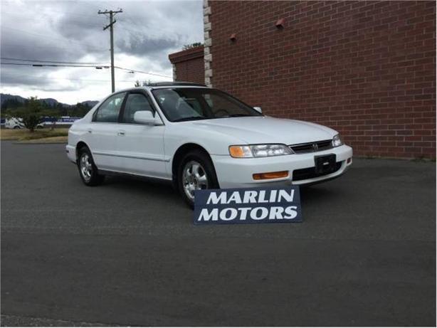 1997 Honda Accord Special Edition sedan