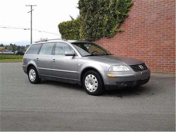 2002 Volkswagen Passat GLS