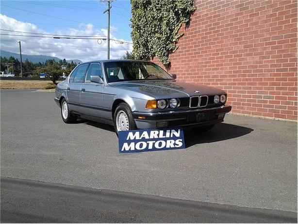 1988 BMW 735I 735i