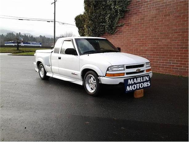 2003 Chevrolet S10 Pickup 2wd Xtreme