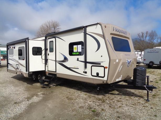 2018 Flagstaff Super Lite 29KSWS Travel Trailer
