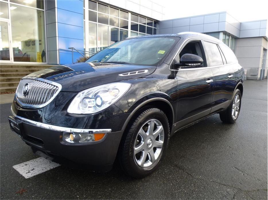 Moncton Buick Enclave >> 2010 Buick Enclave CXL AWD LOCAL TO VICTORIA Victoria City, Victoria
