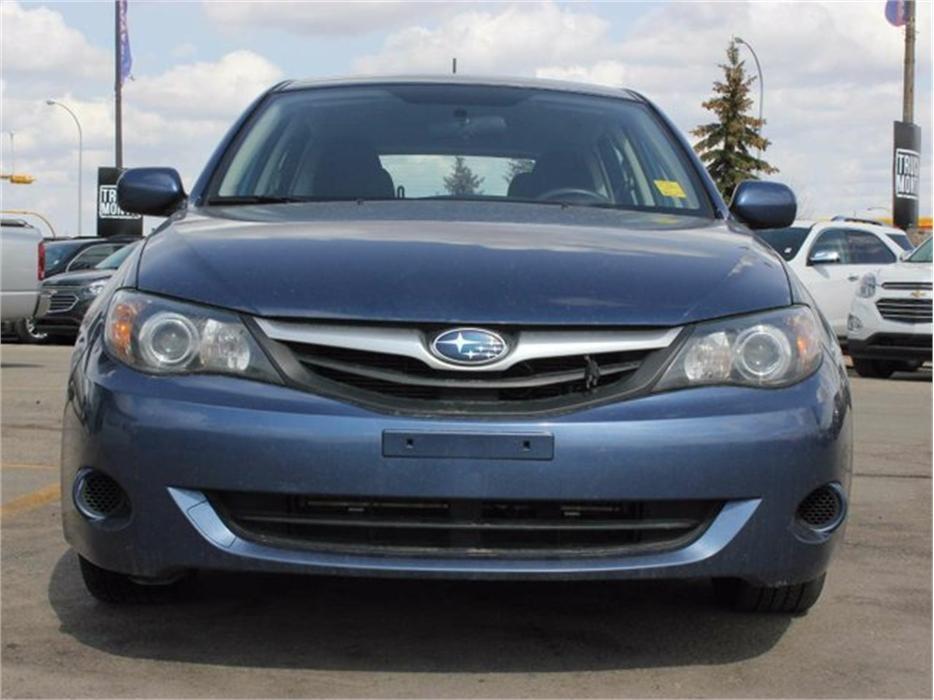 2011 Subaru Impreza 2 5 I Convenience Package Central