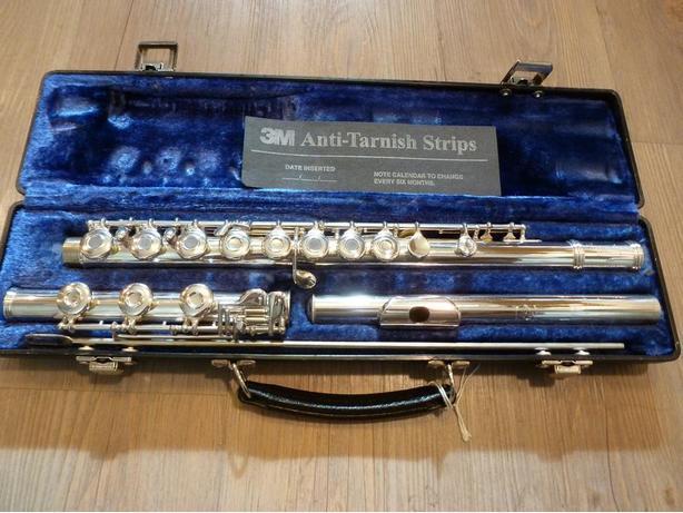 Great Step-Up Gemeinhardt Flute