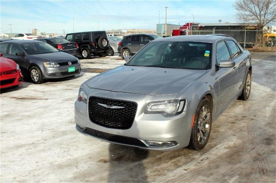 2015 Chrysler 300 300s Mfg Warranty Accident Free