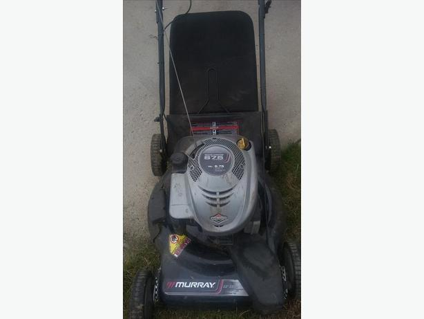 Self propelled lawnmover