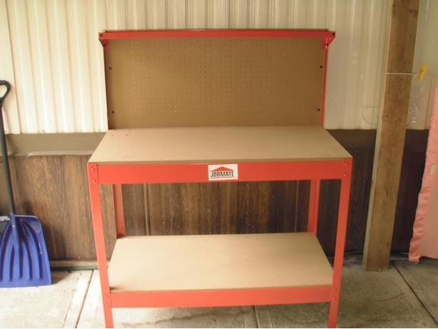 Fine 99 Jobmate Workbench Customarchery Wood Chair Design Ideas Customarcherynet