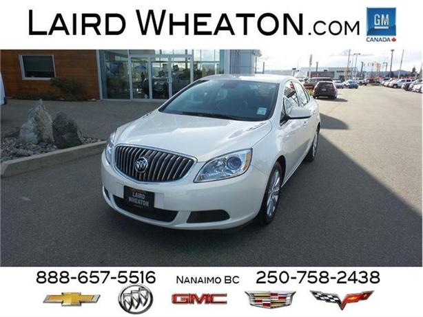 2016 Buick Verano Convenience, Automatic, Back-Up Camera