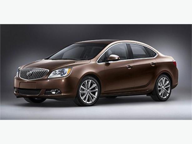 2016 Buick Verano Convenience, Automatic, Back-Up Camera