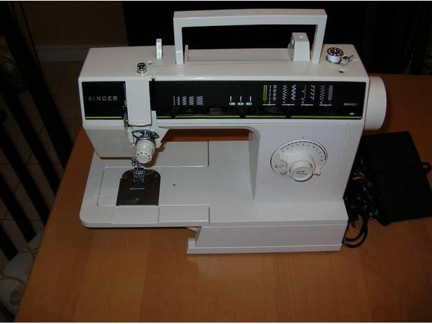Singer 40C Heavyduty Sewing Machine Leather Hull Sector Quebec Mesmerizing Singer Sewing Machine 6212c