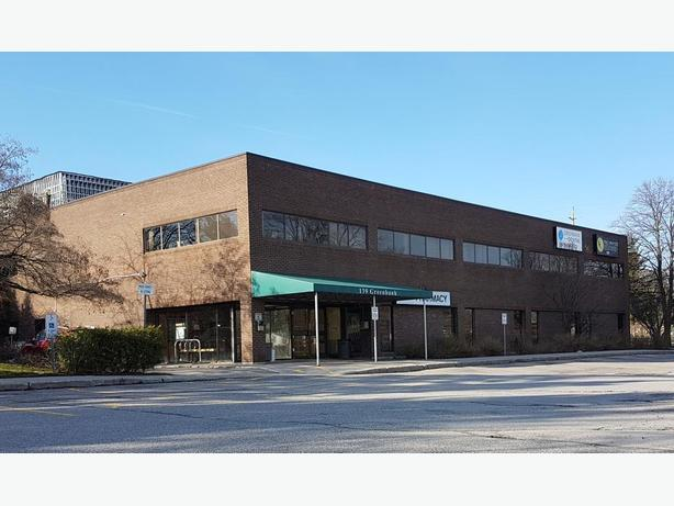 Medical Office Space for Lease at 139 Greenbank Rd