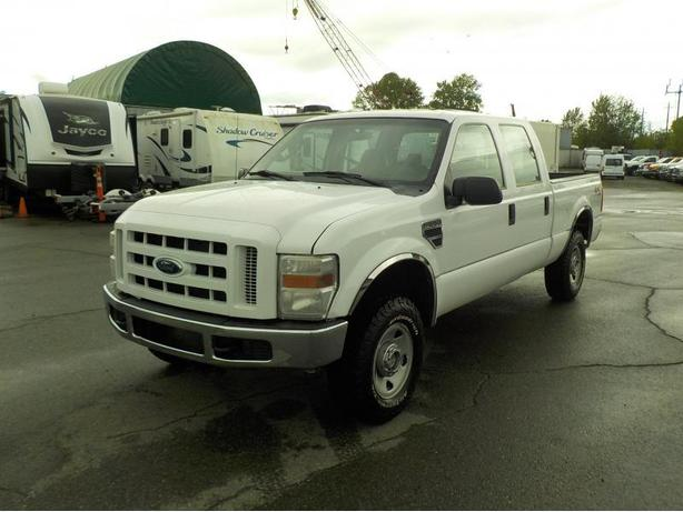 2008 Ford F-250 SD XL Crew Cab Standard Box 4WD
