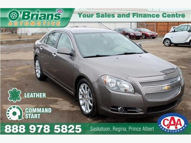 2011 Chevrolet Malibu LTZ w/Leather, Command Start