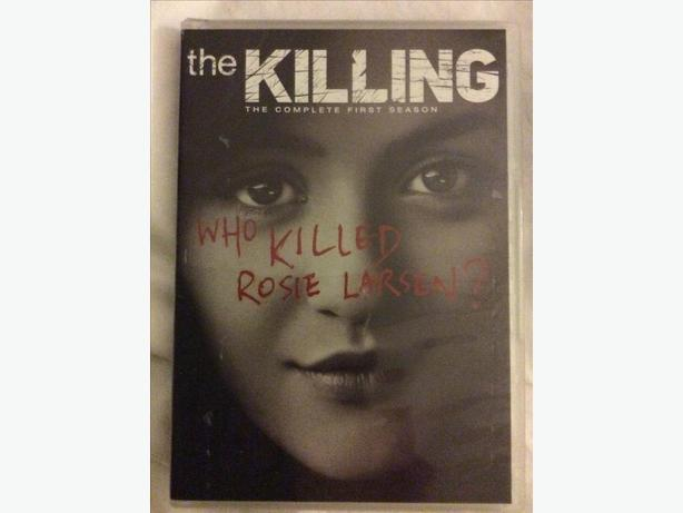 The Killing DVD - Season 1
