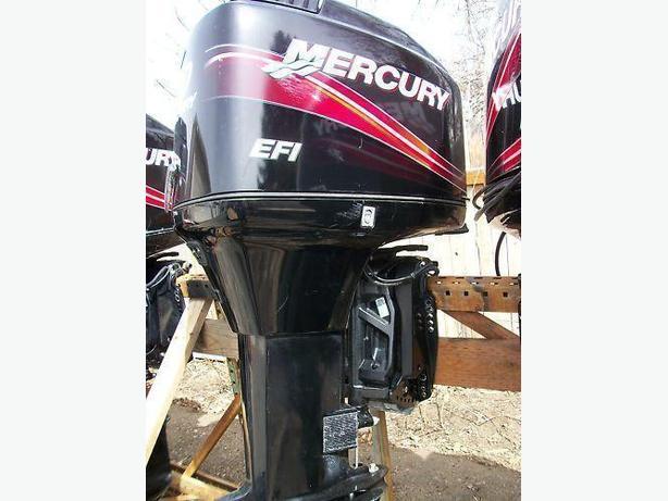 2007 150HP EFI Mercury Outboard otor