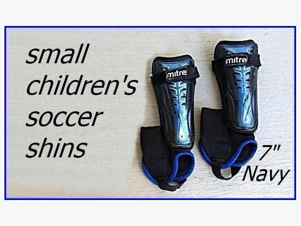 Small Children's Soccer Shins $5 each pair