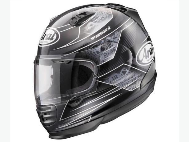 Arai Defiant Chronus Helmet - size XS