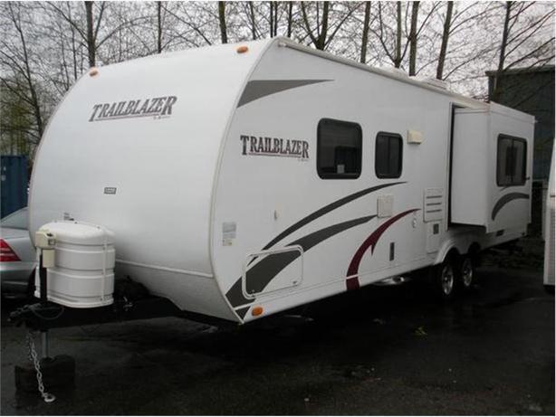 2009 Komfort Trailblazer 278SE Edition -