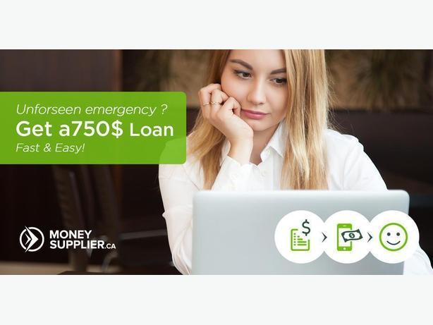 Money Supplier - Fast Online Loan - No Investigation
