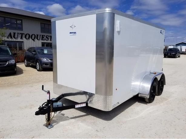 2018 Southland Royal Cargo LT 6 x 12 Tandem Axle Enclosed Cargo - 7000k