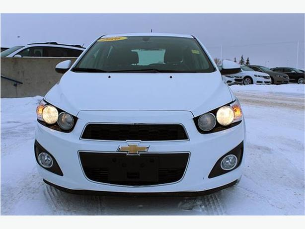 2016 chevrolet sonic lt central regina regina mobile. Black Bedroom Furniture Sets. Home Design Ideas