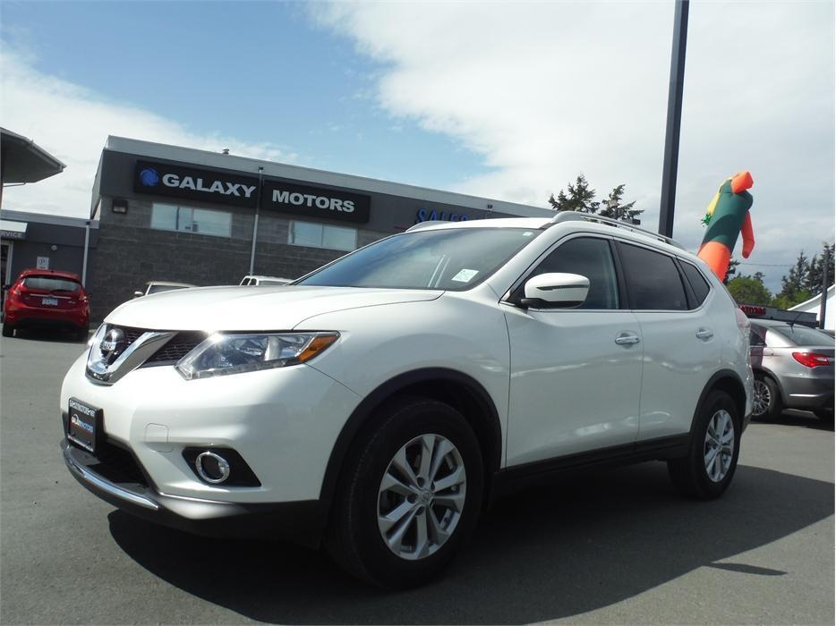 2016 Nissan Rogue SV - AWD, Bluetooth, Heated Front Seats West Shore: Langford,Colwood,Metchosin ...