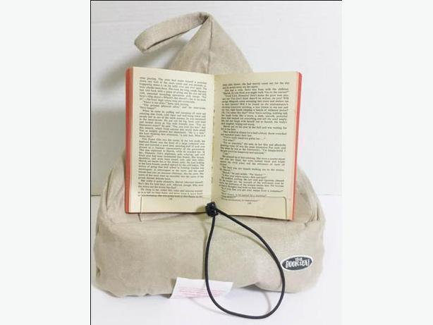 Book Seat Original  made in the UK Hands-free book & tablet holder