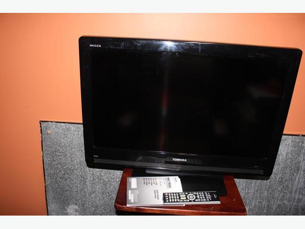 """Toshiba 32"""" Regza LCD HDTV"""