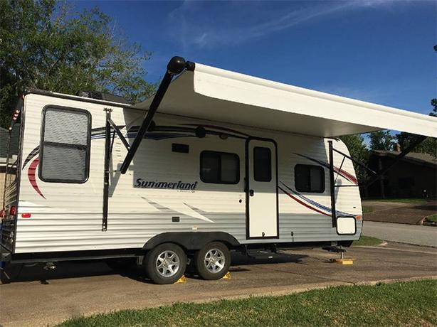 2015 Keystone Summerland 2020QB travel trailer