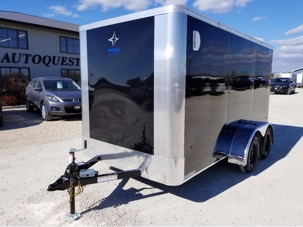 2018 Southland 6 x 12 Tandem Axle Enclosed Cargo Trailer - 7000k