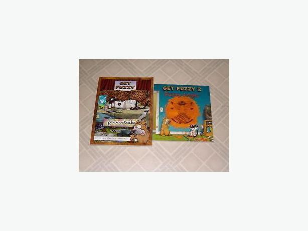 Get Fuzzy or  groovitudethe book