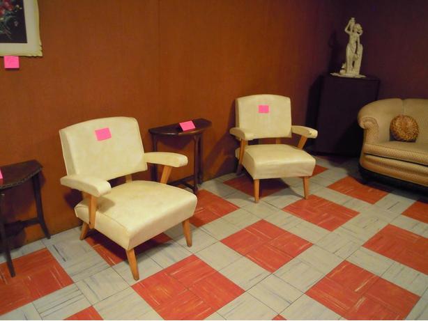 1960's Retro Arm Chairs